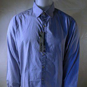 BNWT!!! DKNY Light Blue XL Button Down Shirt